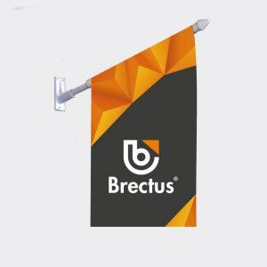Brectus Kioskflagg 2