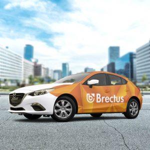 Brectus Oklejanie samochodów 1