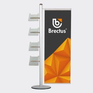 Brectus Brosjyrestativ Multi-Line