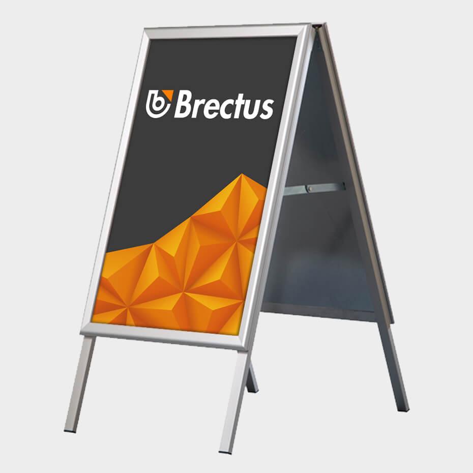 Brectus Gatebukk Alu 11