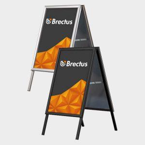 Brectus Gatebukk Alu 8
