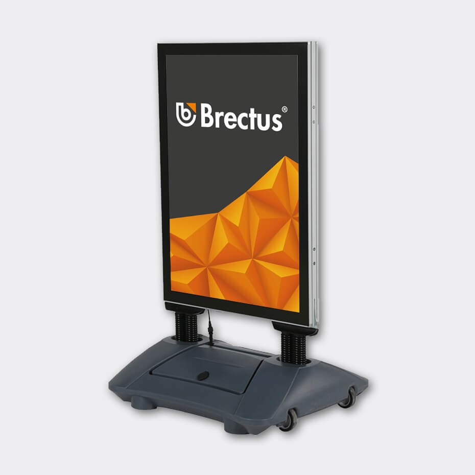 Brectus Gatebukk Wind-Sign LED 2