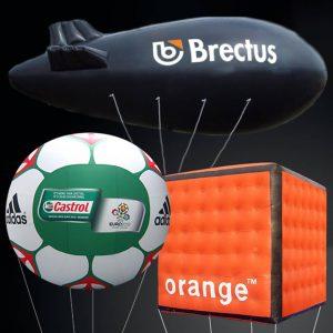Brectus Heliumprodukter