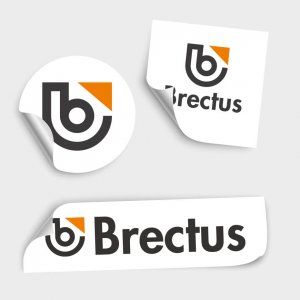 Brectus Naklejki, Etykiety, Kalkomanie 1