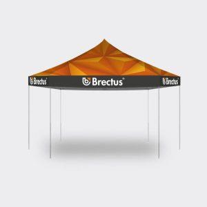 Brectus Messetelt sekskantet