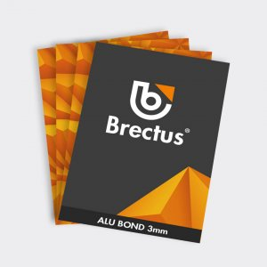 Brectus Print på plate