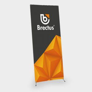 Brectus X-Banner 1
